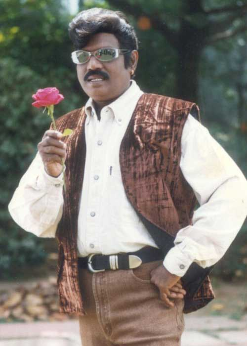 goundamani death
