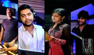 """Making Of """"Adiye Rathiye """" Shanmuga Pandian's Sagaptham mp3 audio songs"""