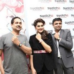 Taapsee Pannu at Swatch launch in Chennai