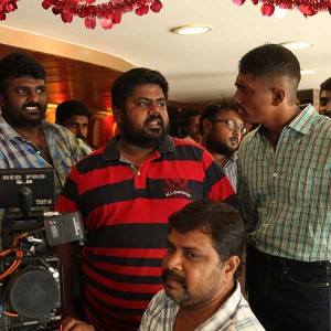 Enakkul Oruvan Movie Working Stills