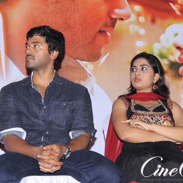 Megha Movie Press Meet
