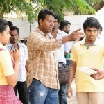 Pencil Movie Making stills