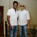 Poojai Prees Meet Photos