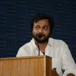 Sarithirathil oru E Short film launch