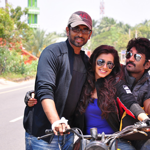 Yagavarayinum Naa kaakka Movie Making Stills