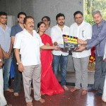 PVP Productions Karthi and Nagarjuna Movie Pooja