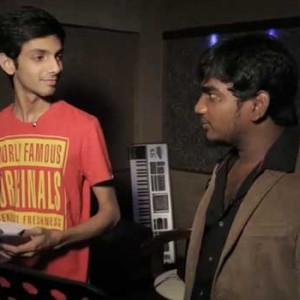 Romeo Juliet – Dandanakka Making Video with Anirudh Ravichander