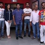 Suriya at Rajathandhiram Movie Preview Show