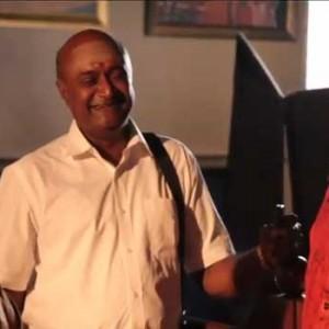 Making of Kamal Haasan's Uttama Villain
