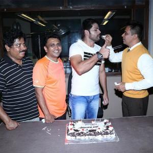 Actor Shaam Birthday Celebration Stills