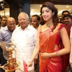Pranitha Launches VRK Silks Showroom