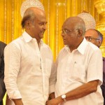 Director S.P Muthuraman Grand Daughter Wedding Reception