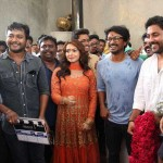 Grahanam Movie Launch Stills