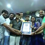 Guinness award for Maanada Mayilada Dance Show