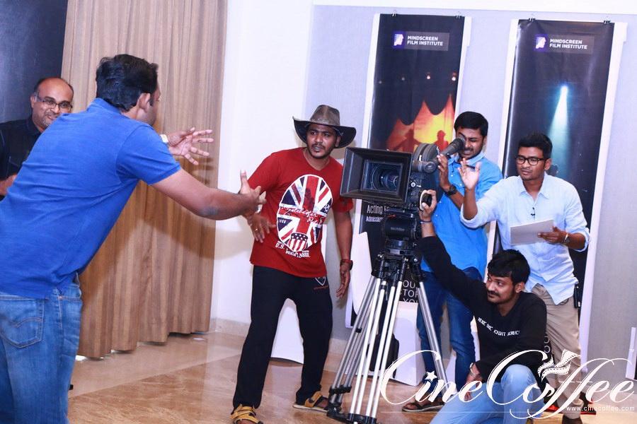 Mindscreen Film Institute Press Meet Stills