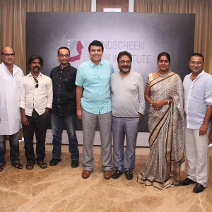 Mindscreen Film Institute Press Meet Stills