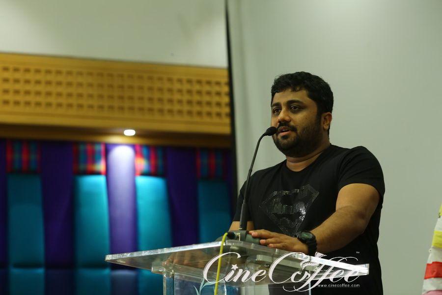 Vai Raja Vai Press Meet stills