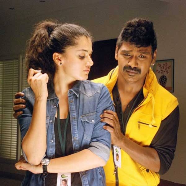 Kanchana-2 Movie Stills