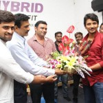 Actor Jiiva Opening of Hybrid Crosffit Gym