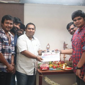 Iraivi Movie Pooja Stills