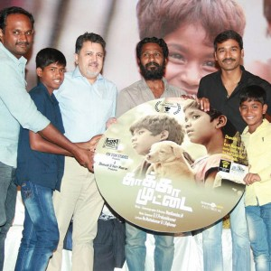 Kaakka Muttai Audio Launch Stills