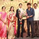 Kamala Cinemas Chairman Grandson Marraige Reception Pics