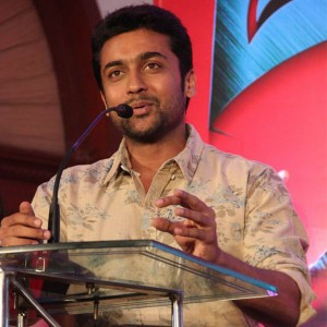 Masss Movie Press Meet Stills