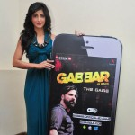 Shruthi Hassan Launches Gabbar Game Stills