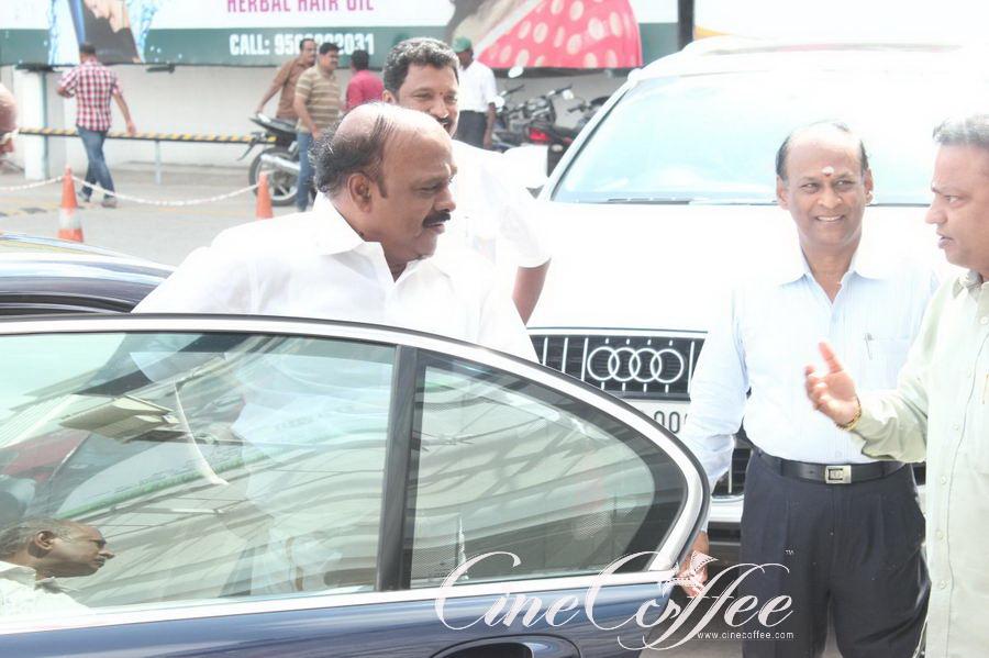 Tamilnadu Film Directors Association Press Meet