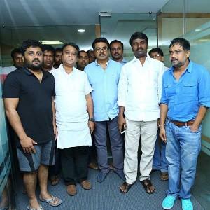 Uttama Villain Press Meet on Movie Release