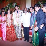 Arulnidhi Wedding Reception Stills