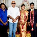 Cinematographer KS Selvaraj's Daughter Marriage Pictures