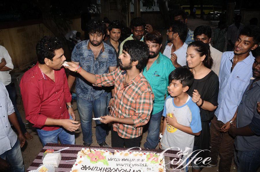 GV Prakash Birthday Celebration Stills