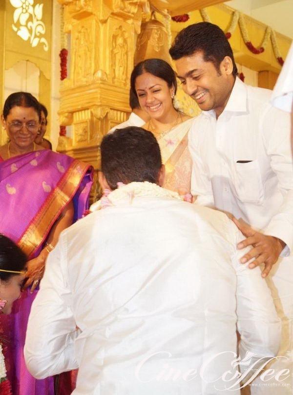 Producer SR Prabhu Deepthi Wedding Photos