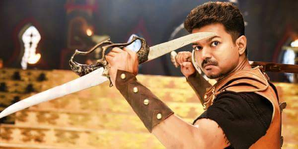 Puli First look Movie Stills
