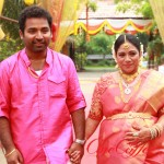 Celebrities at Shobi – Lalitha Shobi Baby Shower Function