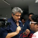 Ajithkumar photography working stills