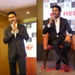 Actor Dhanush is now brand ambassador for Indian Super League in Tamil Nadu