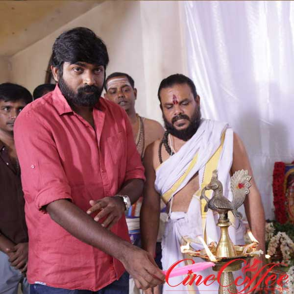 Sethupathi Movie Pooja Stills
