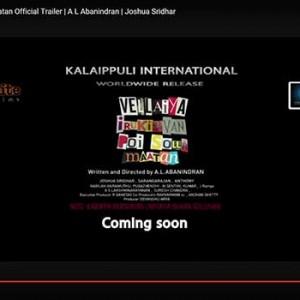 Vellaiya Irukiravan Poi Solla Maatan Official Trailer