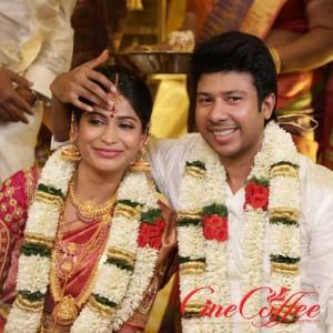 Vijayalakshmi and Feroz Wedding Pictures