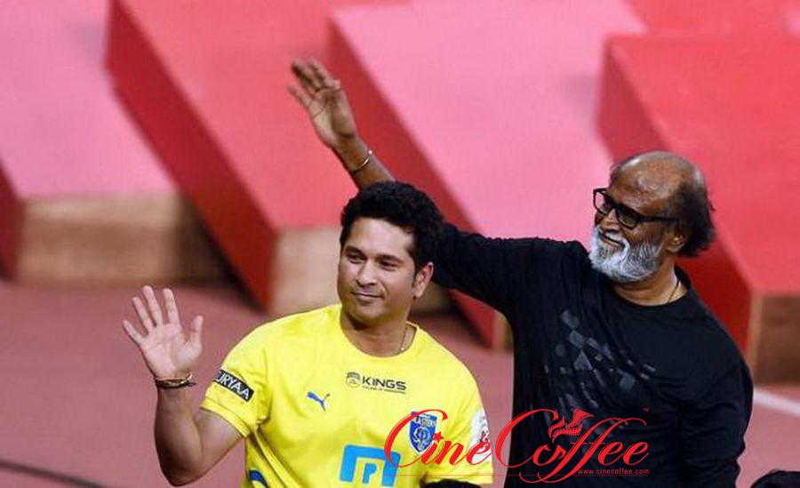 ISL 2: Rajini, Sachin team up with Bollywood in glamorous opening ceremony
