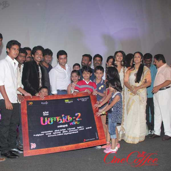 Pasanga 2 Audio & Trailer Launch Stills