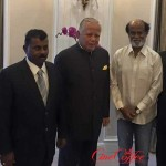 Rajinikanth Meets Malacca Governor Stills
