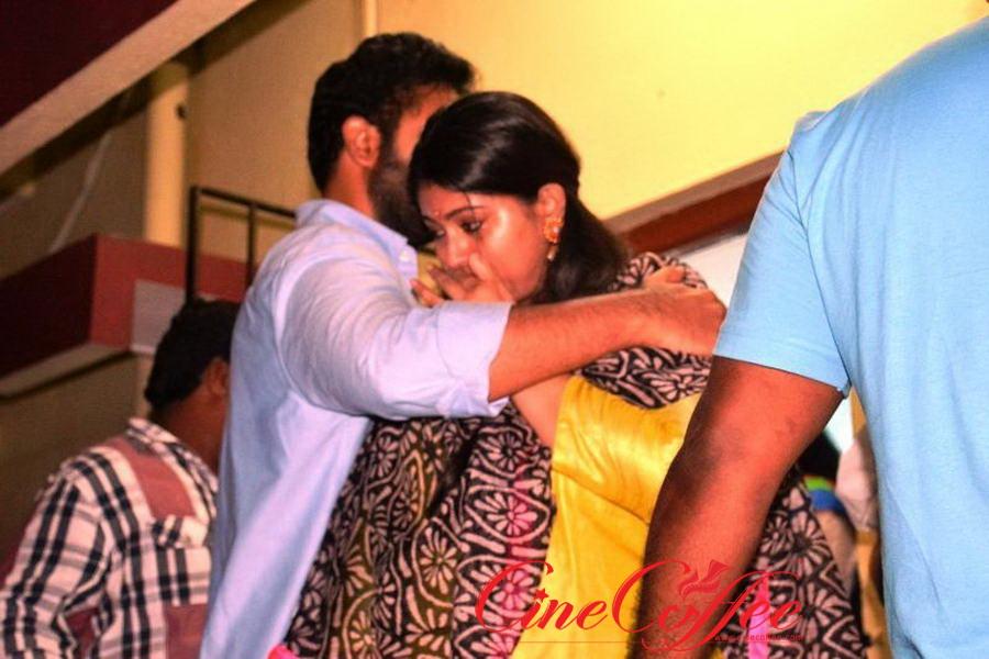 Actress Sneha Birthday 2015 Celebrations Stills