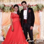 Ganesh Venkatram – Nisha Wedding Reception Stills