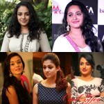Top 5 actresses of Kollywood in 2015