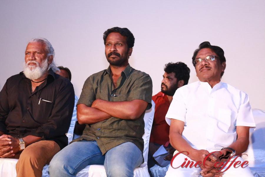 Celebrities at Visaranai movie discussion
