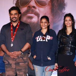 Irudhi Suttru Thanks Meet Stills