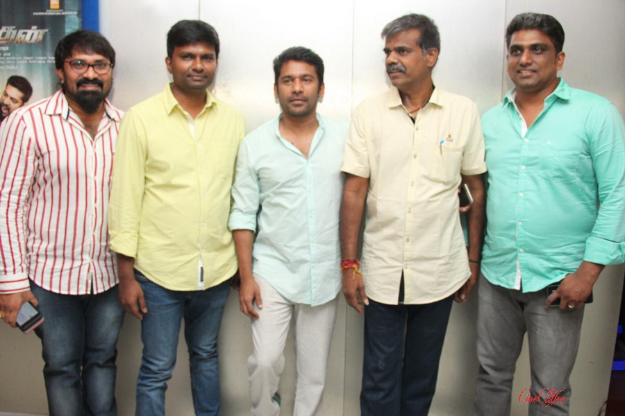 Pokkiri Raja Trailer Launch Stills